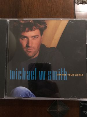 Michael W Smith Change Your World for Sale in Covina, CA