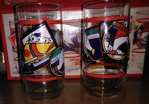 Coca Cola glasses for Sale in Bernice, LA