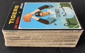 1971 O Pee Chee Topps Baseball Cards Set of 56 Different Cards for Sale in Placentia, CA