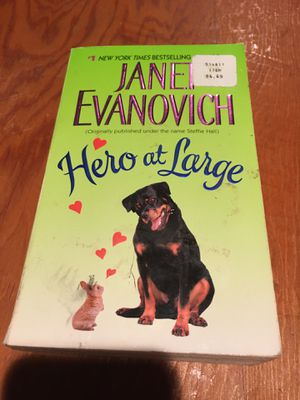 Hero at Large - Evanovich for Sale in Olympia, WA