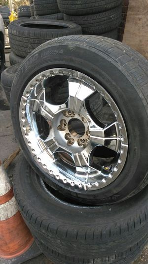 """16"""" Chrome Rims for Sale in McDonogh, MD"""