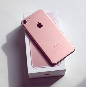 iPhone 7, Factory UNLOCKE, Excellent Condition. for Sale in Springfield, VA