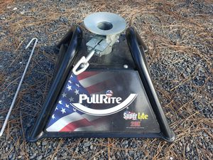 PullRite Super Lite 5th wheel Hitch for Sale in Deer Park, WA