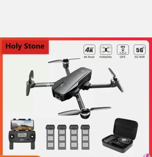 HOLY STONE HS720 ,GPS DRONE ,4k CAMERA for Sale in Statesville, NC