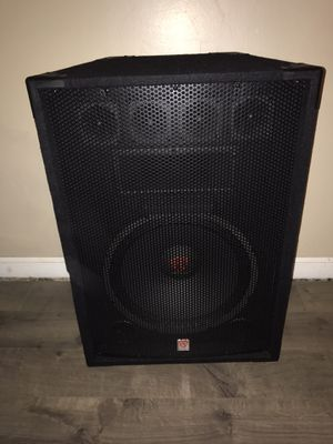 "Rockville RSG15 15"" 8 Ohm DJ/Pro Audio Speaker for Sale in Bakersfield, CA"