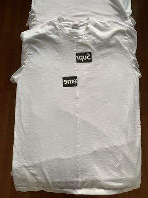Supreme x CDG box logo size L for Sale in Miramar, FL