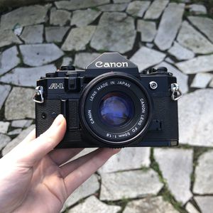 Canon A1 Film Camera for Sale in Hillsboro, OR