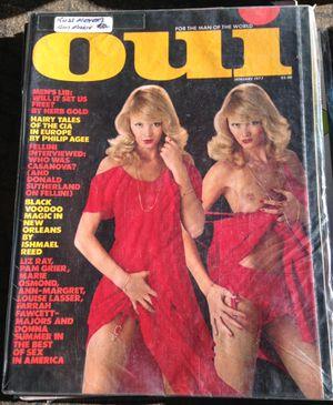 OUI magazine for Sale in Fullerton, CA