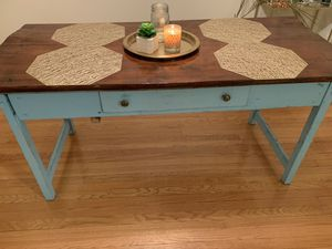 Antique Dining Table for Sale in Milwaukee, WI