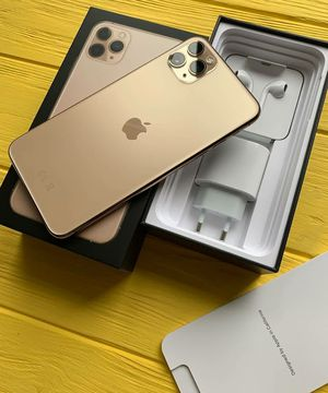 iPhone 11 Pro Max rose gold for Sale in Chester, VA