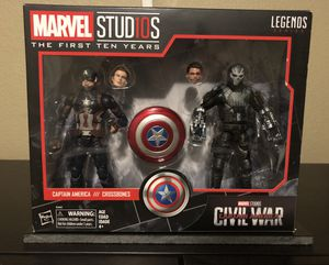 Marvel Captain America Civil War for Sale in Tacoma, WA