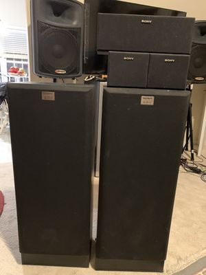 Sony Full Stereo System for Sale in Cary, NC