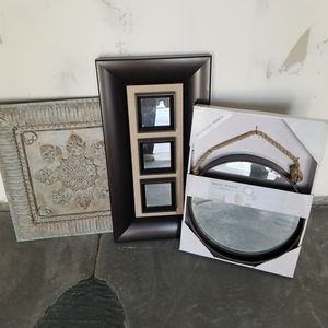 Wall decorations Round Mirror has sold for Sale in Eagle Mountain, UT