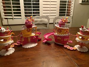 Lalaloopsy party cake play set for Sale in Phoenix, AZ