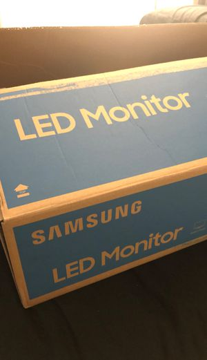 New Samsung LED Monitor 24'' for Sale in West Palm Beach, FL