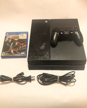 Ps4 console 500gb for Sale in Brooklyn, NY