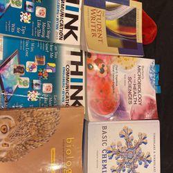 general ed classes books for Sale in Glendora,  CA