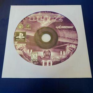 NFL Blitz (PS1) for Sale in Phoenix, AZ