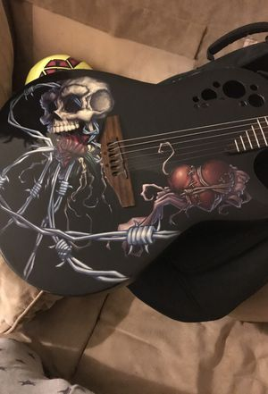 DJ ASHBA limited edition guitar for Sale in Waterbury, CT