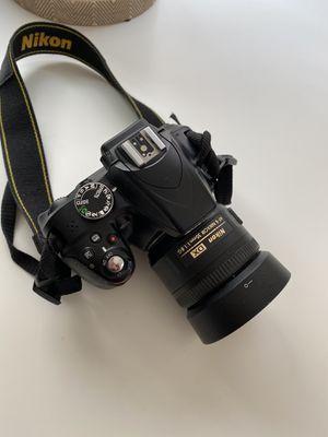 Nikon D3300 camera for Sale in Imperial Beach, CA