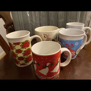 5 Holiday Mugs for Sale in Dartmouth, MA