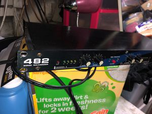 482 sonic maximizer bbe sound inc for Sale in Irwindale, CA