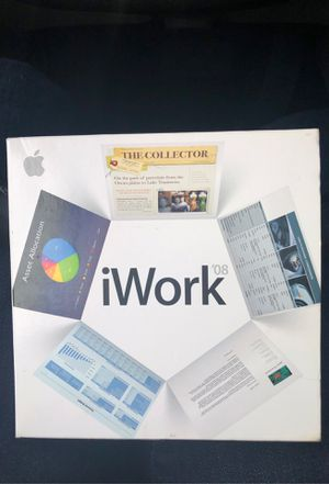 Apple I work never used 08 for Sale in Seattle, WA