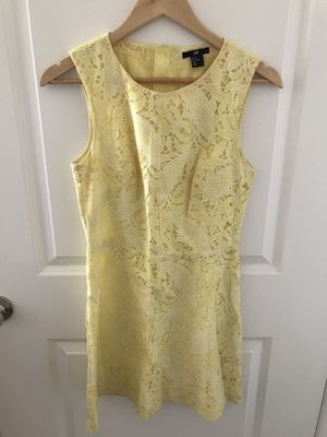 Yellow Lace Dress for Sale in Columbus, OH