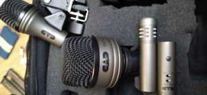 CAD MICS FOR GUITAR RECORDING for Sale in Houston, TX