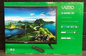 "VIZIO D24H-G9 24"" D SERIES LED SMART TV 720P for Sale in Everett, WA"