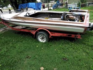 Speed boat with 460 big block for Sale in Edna, TX