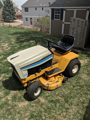 Cub Cadet lawn tractor for Sale in Littleton, CO