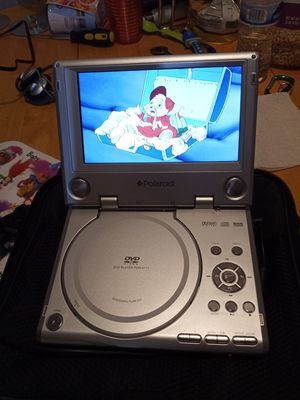 Portable DVD player with case for Sale in Portland, OR