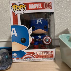 Captain America for Sale in San Antonio, TX