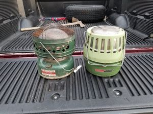 Coleman tent heaters for Sale in New Brighton, MN