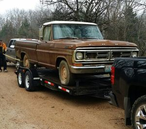 72 FORD F 100 for Sale in Lebanon, MO