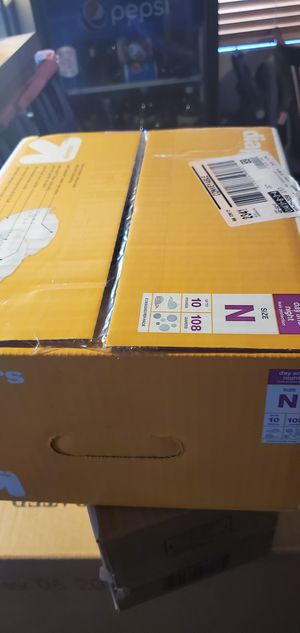 Newborn up and up diapers for Sale in Glendale, AZ