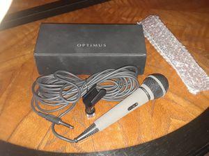 Optimus microphone for Sale in Farmville, VA
