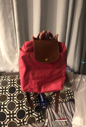 Longchamp backpack purse for Sale in Oakland, CA
