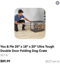 Small Dog Crate for Sale in Stockton,  CA