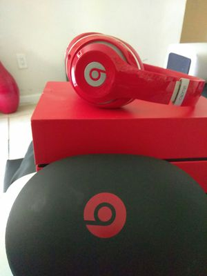 beats studio headphones original for Sale in Miami, FL