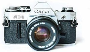 Cannon AE-1 35mm camera for Sale in Empire, CA