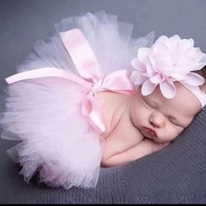 Tutu new born baby outfit for Sale in Beverly Hills, CA