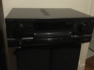 Technics SA GX 670 Stereo Receiver for Sale in Boston, MA