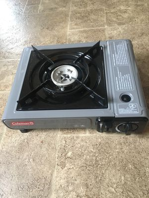 Coleman gas stove for Sale in West Lafayette, IN