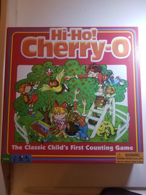 kids board game Hi - Ho! Cherry - O for Sale in Chicago, IL