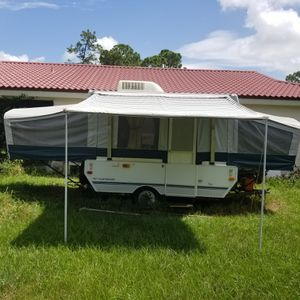 2005 Fleetwood Pop-Up Tent Trailer for Sale in Palm City, FL