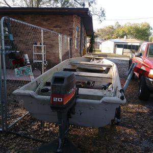 12 Foot boat for Sale in Auburndale, FL