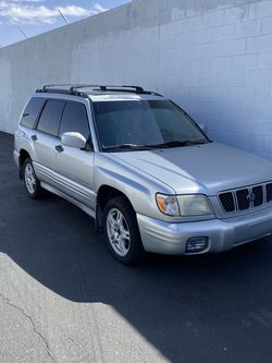 2002 Subaru Forrester for Sale in Gilbert,  AZ
