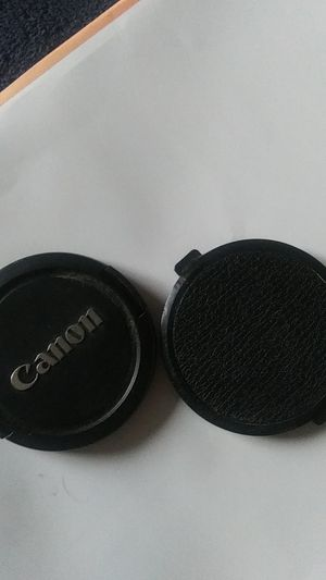 Lens cap 58mm for Sale in Federal Way, WA